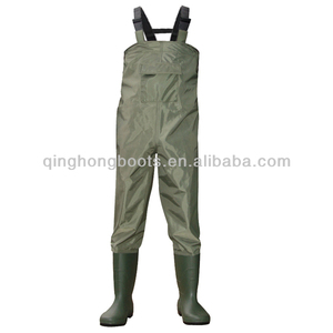 fishing waders pants plus size chest hunting waders