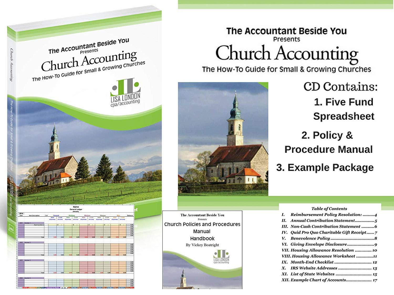 ghdonat.com Church Accounting for Small Churches Book/CD Set ...