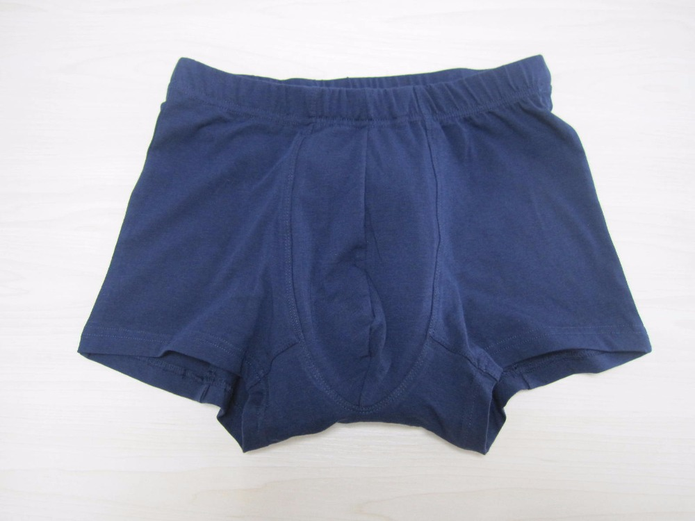 Men's Reusable, Absorbent Boxer Briefs For Incontinence