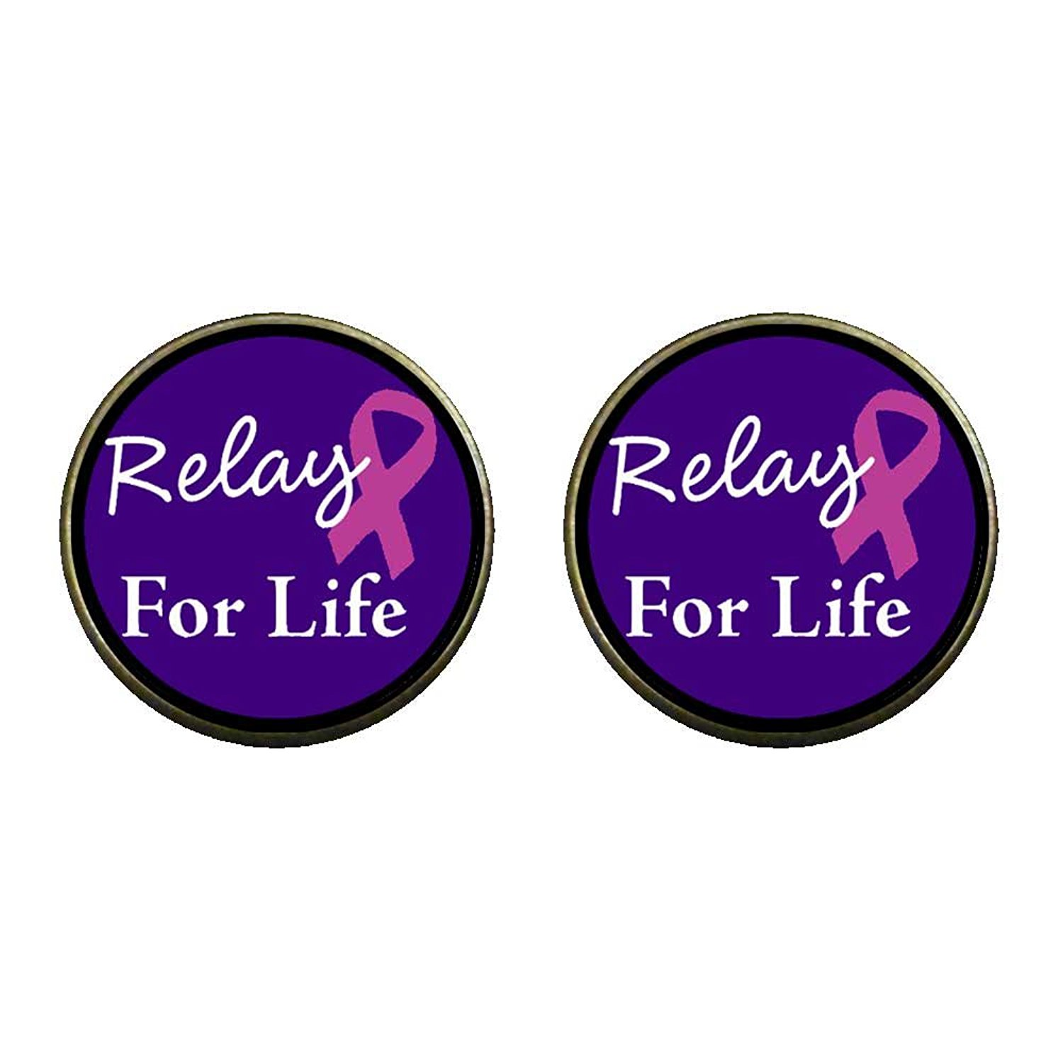 Cheap Relay Life Find Deals On Line At Alibabacom Electrical Get Quotations Giftjewelryshop Bronze Retro Style For Photo Clip Earrings 14mm Diameter