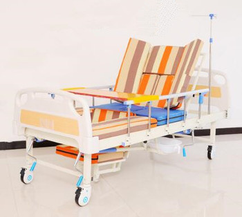 Most Comfortable Metal Hospital Bed With Remote Control   Buy
