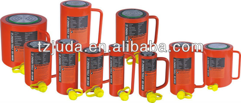 manufacturer single hydraulic cylinder with 10T 20T 30T 50T