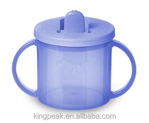 2018 Best Selling Product Baby First Cup/Sippy Cup Feeder/BPA free leakage proof Baby training cup