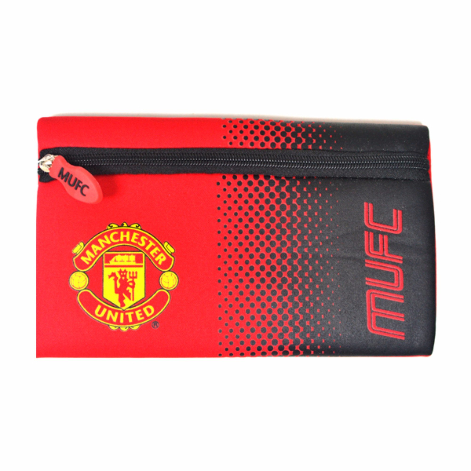 2506ef058f Buy Manchester United FC Childrens Kids Official Wordmark Insulated ...
