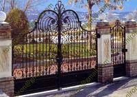 european antique driveway gates