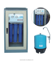 800GPD commercia big flow capacityl R.O system water filter with Cabinet