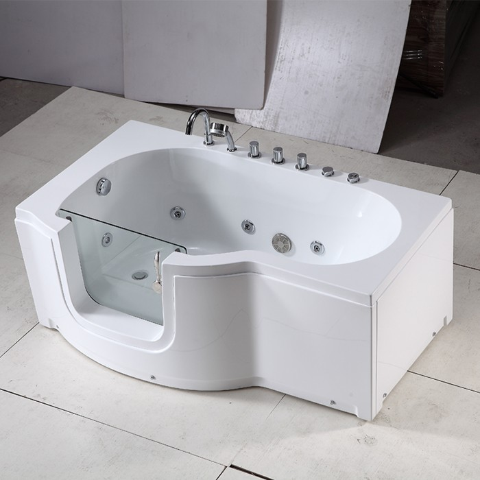Hs B004b Walk In Bathtub For Old People And Disabled
