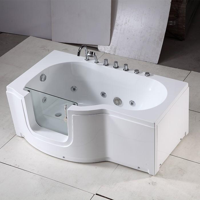 Bathtub After Infant