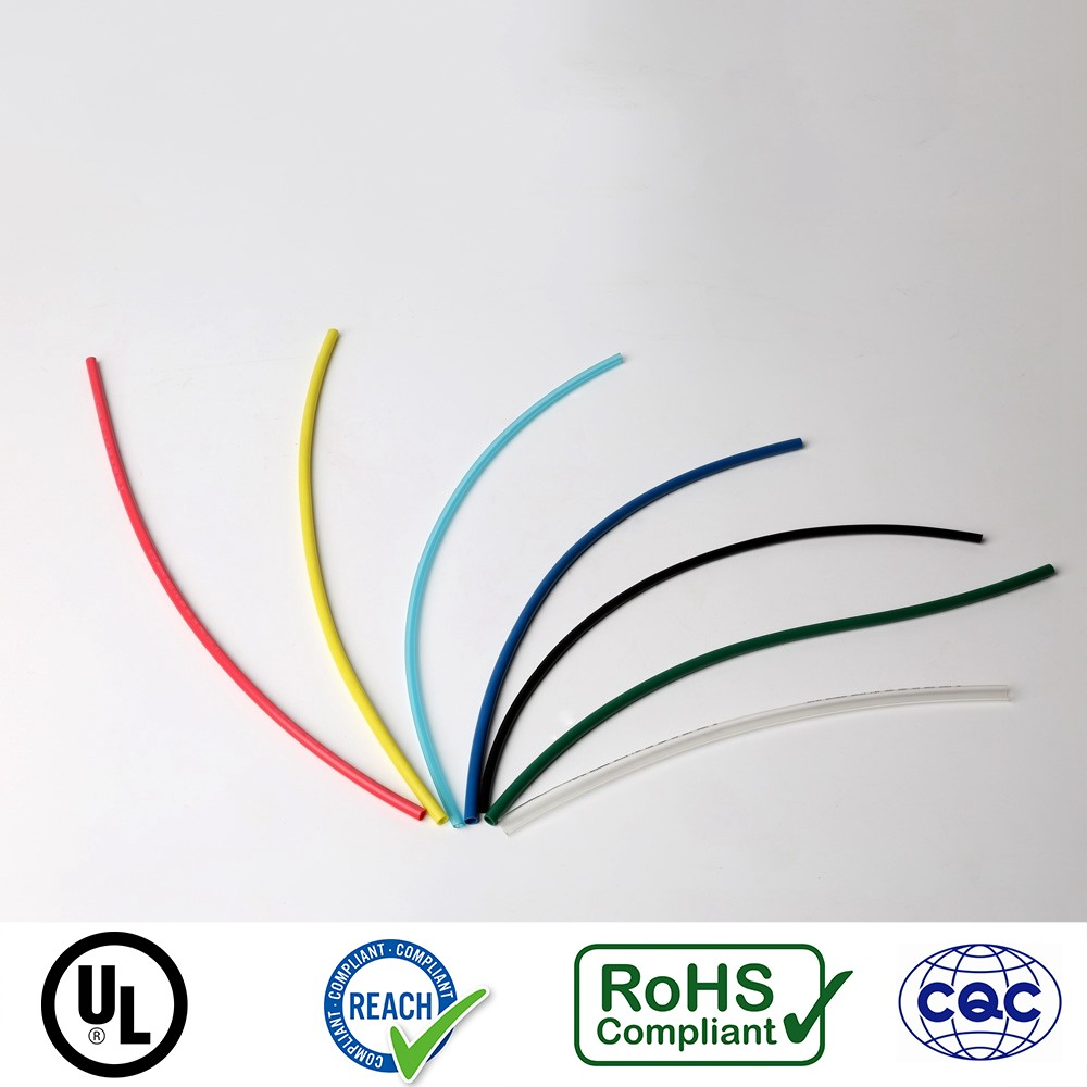 Flexible PVC insulation sleeve for electrical wire