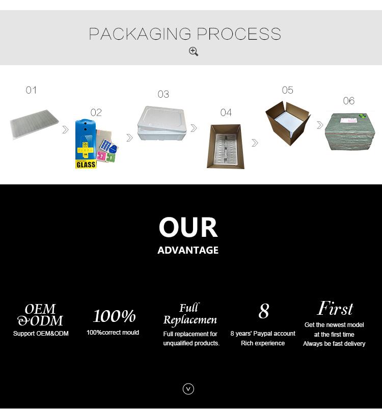Hot bán 2.5D 9 H Chống vân tay Tempered Glass Bảo Vệ Màn Hình Cho iPad Pro 11