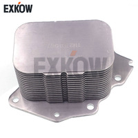 Aluminium Oil Cooler for BMW Mini Cooper Peugeot Citroen Ford Fiesta Focus Volvo OE: 114275805977 1103.L1 1103.K2