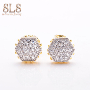 7298642ec Gold Earrings For Men, Gold Earrings For Men Suppliers and Manufacturers at  Alibaba.com