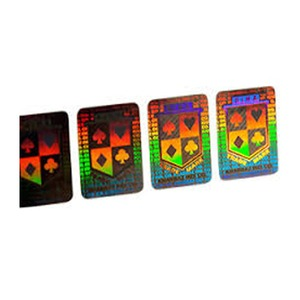 Cheap custom Sticker,Hologram Sticker,security id card hologram stickers