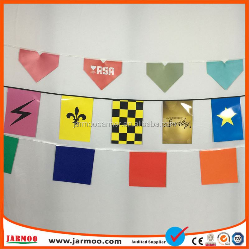 Sports Event Bright National Bunting