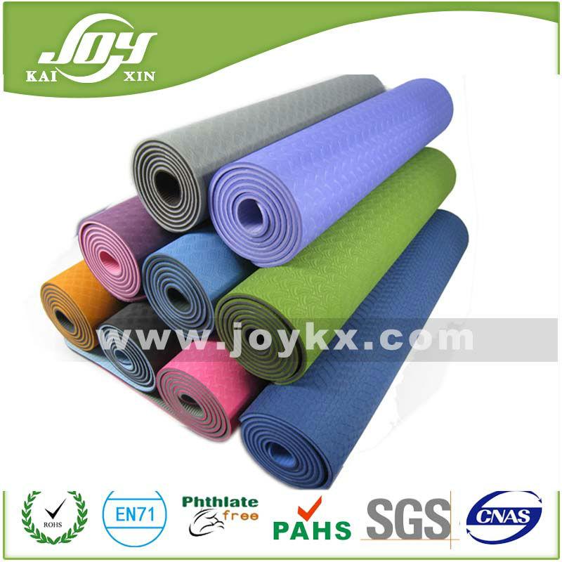 gros tapis de yoga écologique pas cher