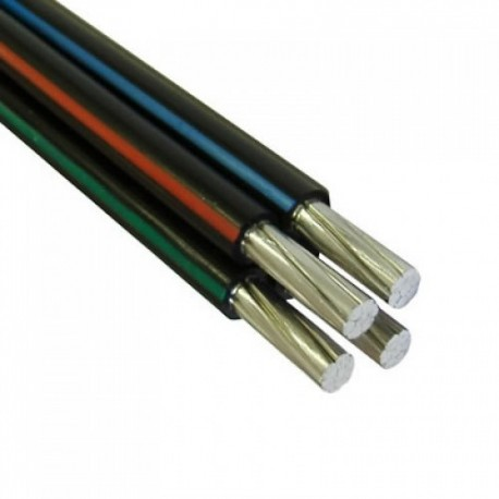 Torsade Aluminum 4x16MM2 ,Torsade Aluminum 4x25 MM2 ABC cables