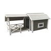 Malaysia Extra Large Chicken Coop Outdoor Dog Cage For Beed
