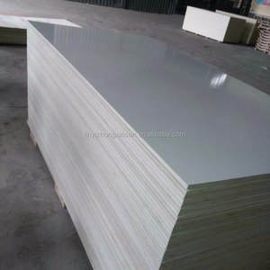 16.5mm high pressure laminate formica laminate sheets price/ plywood factory
