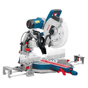 high quality Sliding compound professional cost effective 305mm industrial Miter saw