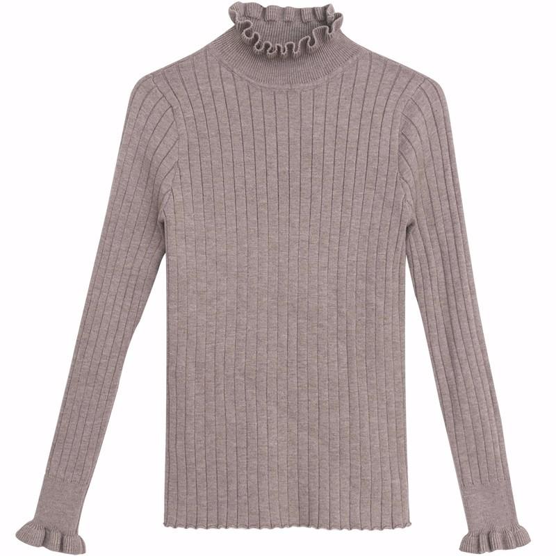 97a717792263f Thin Silk Cotton Long Sleeve Blouse