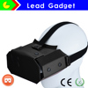 high quality pu leather material diy google glasses vr 2.0 leather vr 2.0