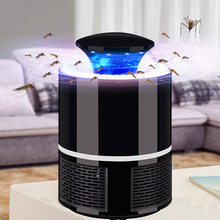 Mosquito Killer Trap <span class=keywords><strong>Lamp</strong></span> Chemische-gratis USB Powered LED Photocatalyst Fly Bug Elektrische <span class=keywords><strong>Lamp</strong></span>