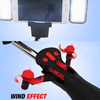 NEW Automated Mini Monopod Selfie Stick, OEM Automatic Bluetooth Selfie Stick