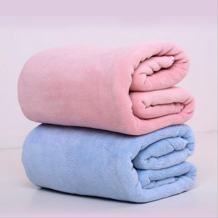 Classic Design full size throw 100 % polyester baby blanket