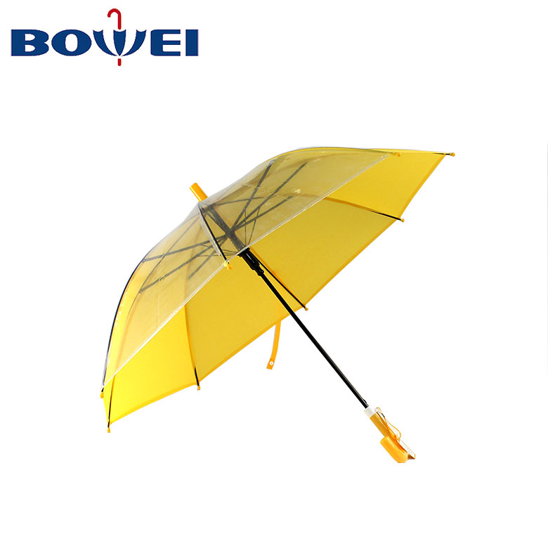 Promotional price factory direct sale solid color manual open close poe umbrella