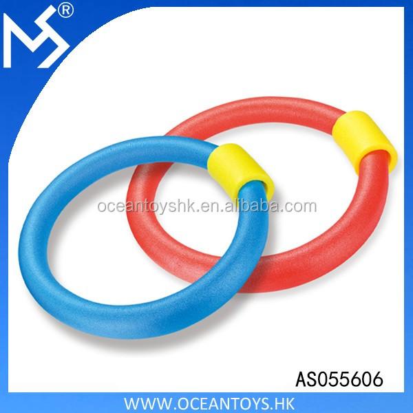 Piscine di galleggiamento della gomma piuma anello gioco for Gioco di piscine