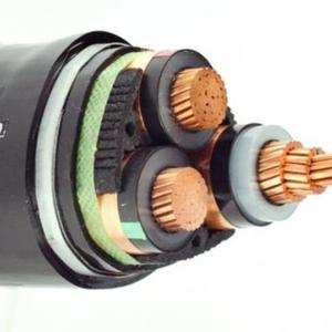 600kv XLPE insulate hight voltage power cable