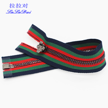 Guangzhou zipper factory specialized producing adult clothing or jackets zipper