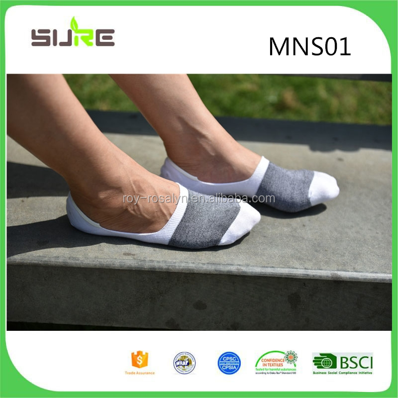 TOP SALE attractive style plain ankle sock directly sale