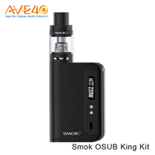 Online Shop New Product Electronic Cigarette SMOK Osub King 220W Mod Kit With TFV8 Big baby Tank