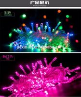 2017 newest christmas Outdoor LED arch motif lights decorative plastic snowflakes Fairy Waterproof Lights Christmas Lights