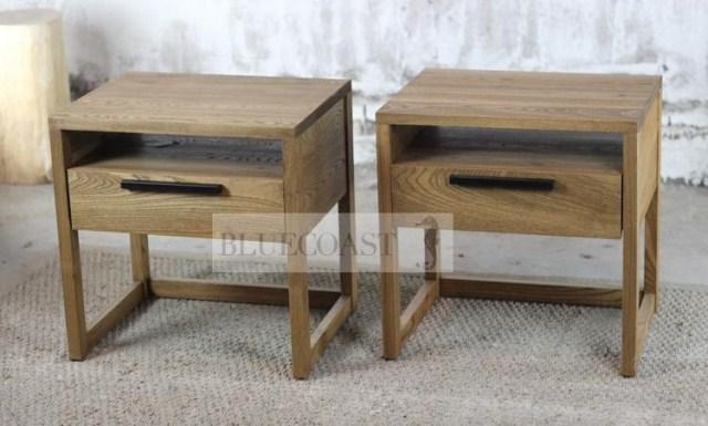 meubles de campagne fran aise co rustique am ricain r tro style scandinave table de chevet en. Black Bedroom Furniture Sets. Home Design Ideas