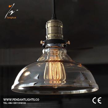 Hanging Lamp Vintage Edison