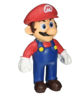 Custom make Super Mario Brothers PVC action figure Cartoon Vinyl Toy