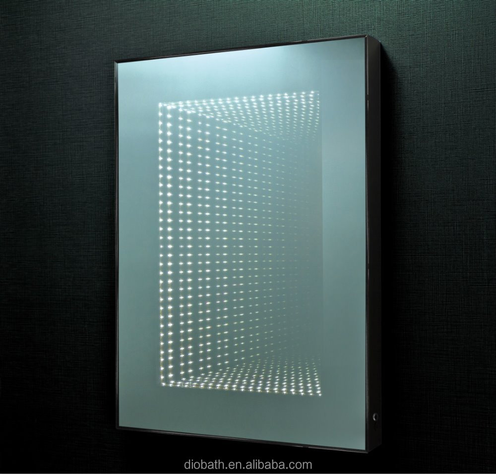 Infinity bathroom mirror - Led Infinity Mirror Led Infinity Mirror Suppliers And Manufacturers At Alibaba Com