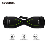 Koowheel 6.5 Inch Bluetooth Smart Electric Scooter Two Wheels Self Balance Scooter Overboard LED Hover Board