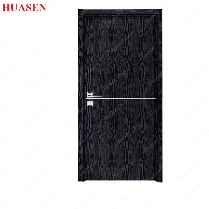 Cheap Hollow Core Interior Wooden Bedroom Door Design