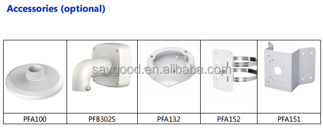 Dahua 6.0MP vandal proof SD memory IP67 IR panoramic network fisheye camera DH-IPC-EBW8600