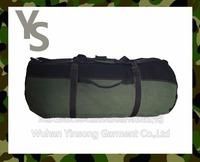 [Wuhan YinSong] Durable Wholesale Unisex Gender Sport Bag And Military Canvas Duffle Bag