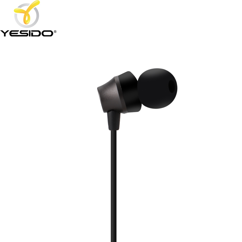Yesido wholesale stereo ear phones mobile microphone headset wired