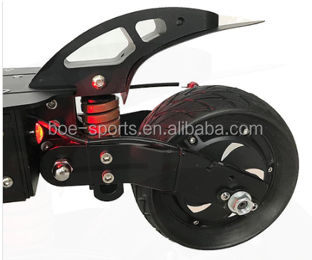 8 inch 26ah C shape air suspension hydraulic shock absorber brake watt lithium electric scooter 2000w 48v