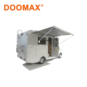 #DX600 Instant Folding Tent Trailer Awnings