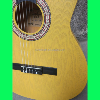 Chinese best cheap Water willow Classical guitar