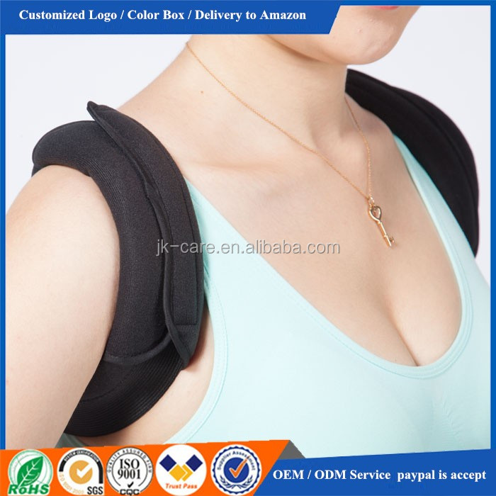 Premium Clavicle Support Brace Upper Back Brace posture corrector for Men and Women