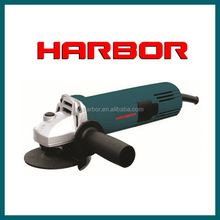 HB-AG002 Yongkang 801 4 inch 100mm 710W power tools electric angle grinder machine