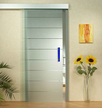 Interesting Interior Frosted Glass Door For Design Ideas